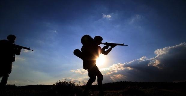 24 PKK/YPG'li terörist etkisiz hale getirildi.