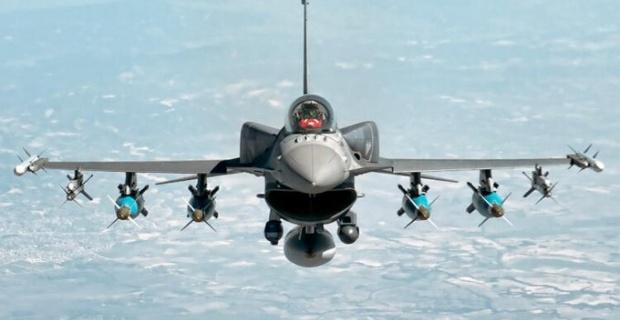 3 PKK'lı terörist düzenlenen hava harekâtlarıyla etkisiz hale getirildi.