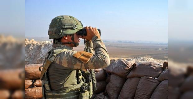 3 PKK/YPG'li terörist Mardin Kızıltepe'deki hudut karakoluna teslim oldu.