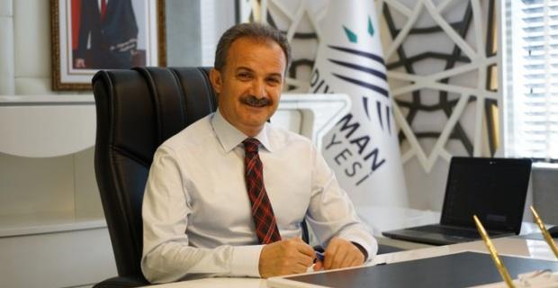 """Adıyaman Belediye Başkanı Kılınç """"tüm annelerin 'Anneler Günü'nü kutluyorum"""""""