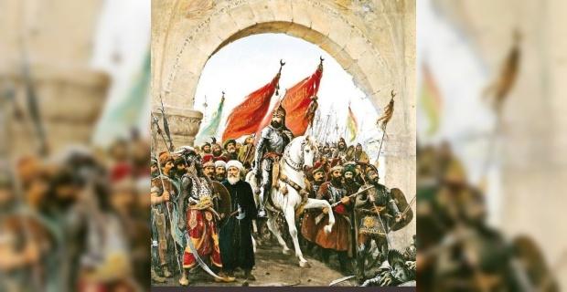 """Bakan Yardımcısı Bağlı """"İstanbul'un fethinin 567. yıldönümü kutlu olsun"""""""