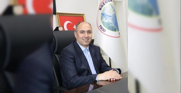 """Başkan Aksoy """"Ailesine ve yakınlarına sabırlar versin inşallah"""""""