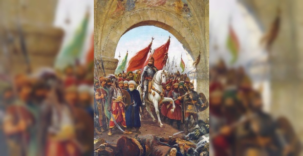 """Başkan Kaya """"İstanbul'un vatanlaştırılmasının 567. yılını kutlarım"""""""