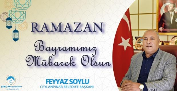 """Başkan Soylu """"Ramazan bayramına kavuşmanın mutluluğunu yaşıyoruz"""""""