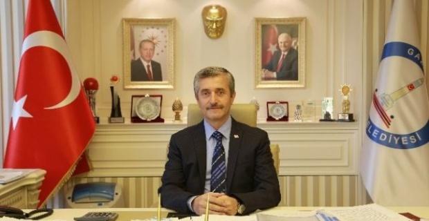 """Başkan Tahmazoğlu """"Aziz Milletimizin başı sağolsun"""""""