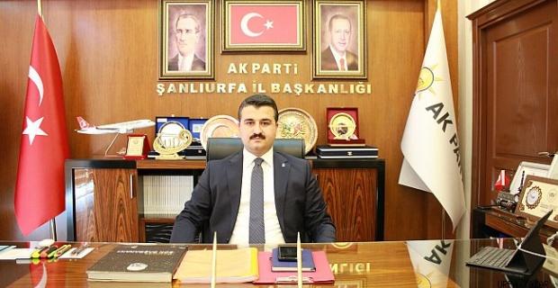 """Başkan Yıldız """"milletimize başsağlığı dilerim"""""""