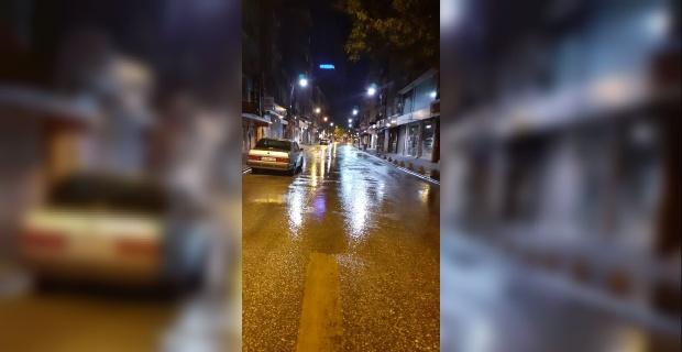 """Battalgazi Belediyesi """"Sizin için yıkarız bu sokakları yeter ki siz evde kalın"""""""