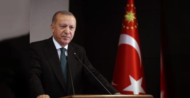 """Cumhurbaşkanı Erdoğan """"Normal hayata dönüşü kademe kademe başlatacağız"""""""
