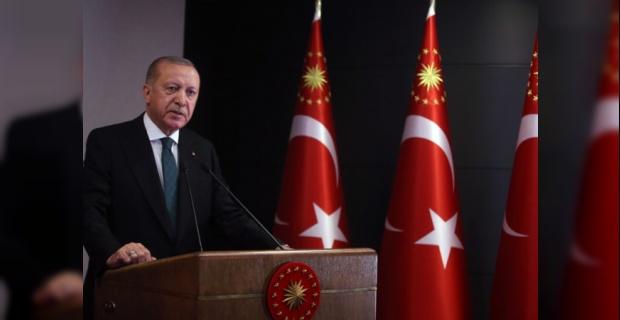 """Cumhurbaşkanı Erdoğan, """"Rabbimden hepimizi bir sonraki Ramazan ayına sağlıkla, esenlikle, huzurla kavuşturmasını diliyorum"""""""