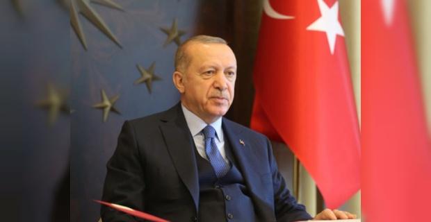 """Cumhurbaşkanı Erdoğan """"Türkiye bu sarsıntılı dönemi geride bırakma safhasına gelmiştir"""""""