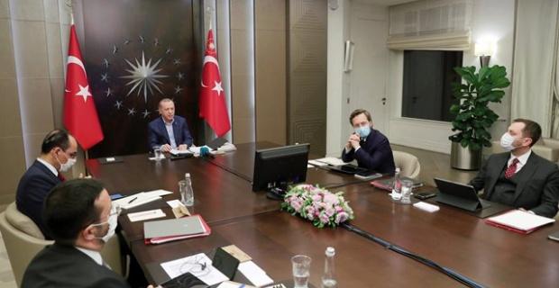 """Cumhurbaşkanı Erdoğan """"Yarından tezi yok, yeni bir gönül seferberliği başlatıyoruz"""""""