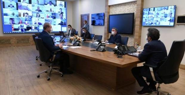 Diyarbakır'da normalleşme süreci masaya yatırıldı