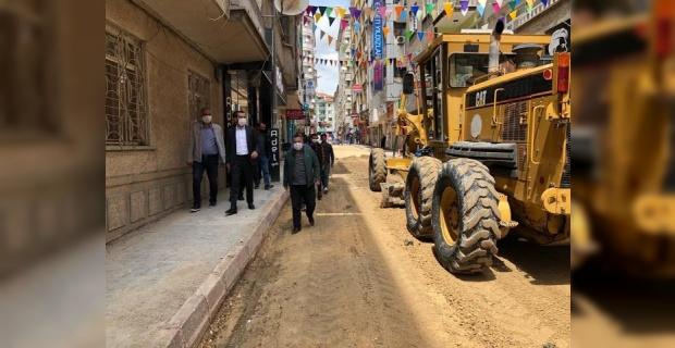 """Elazığ Belediye Başkanı Şerifoğulları """"Sizler için sürekli sahadayız"""""""