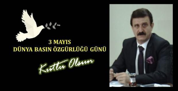 """Erbülbül """"Dünya Basın Özgürlüğü Günü Kutlu Olsun """""""