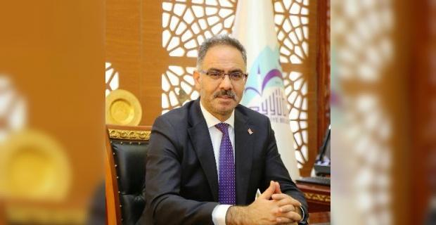 """Eyyubiye Belediye Başkanı Kuş """"Milletimizin başı sağolsun"""""""