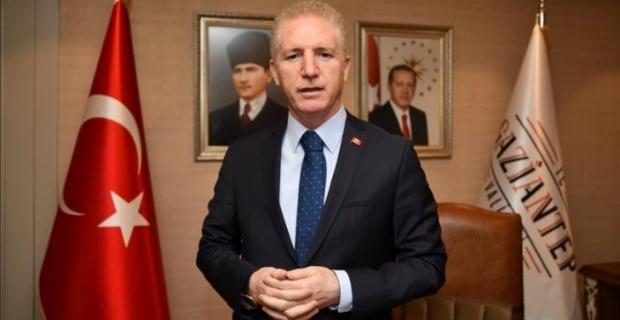 """Gaziantep Valisi Gül """"herhangi bir ad adı altında para toplanması yasaktır"""""""