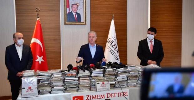 """Gaziantep Valisi Gül """"İnsanı Yaşat ki Devlet Yaşasın"""""""