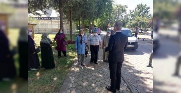 Gaziantep Valisi Gül,sabırları için teşekkür etti.