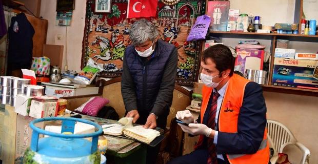 Gaziantep'te Zimem Defteri geleneği ile tüpgaz bayilerindeki tüm borçlar silindi.