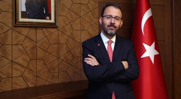"""Gençlik ve Spor Bakanı Kasapoğlu """"Mayıs ayı burs ve kredi ödemelerine başladı"""""""