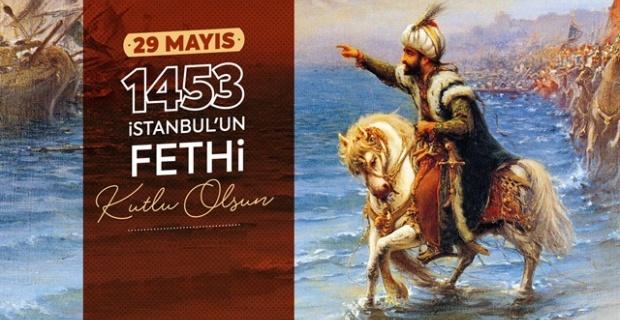 """Genel Sekreter Kırıkçı """" Fatih Sultan Mehmet Han ve şanlı ordusunu rahmetle anıyorum"""""""