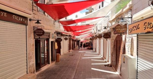 Mardin Büyükşehir Belediyesi restorasyon çalışmalarına devam ediyor.