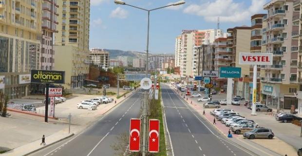 Mardin'e tüm giriş/çıkışlar 4 Mayıs 2020 Pazartesi günü saat 24.00'e kadar geçici olarak duruldu.