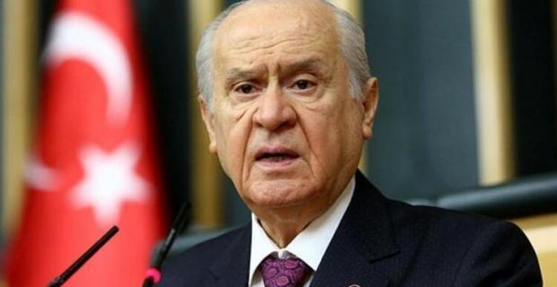 """MHP Genel Başkanı Bahçeli """"Hiç kimse sorumsuz ve duyarsız hareket etmemelidir"""""""