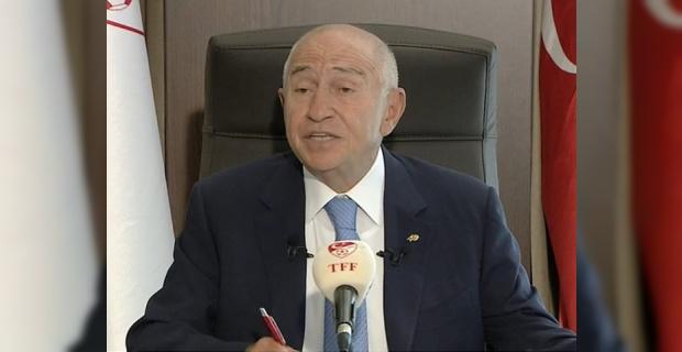 """Özdemir,""""Ligleri 12-13-14 Haziran haftasında başlatma kararı aldık"""""""