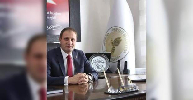 """Pervari Belediye Başkanı Özcan """"Aziz şehidimize Allah'tan rahmet, ailesine ve silah arkadaşlarına başsağlığı diliyorum"""""""