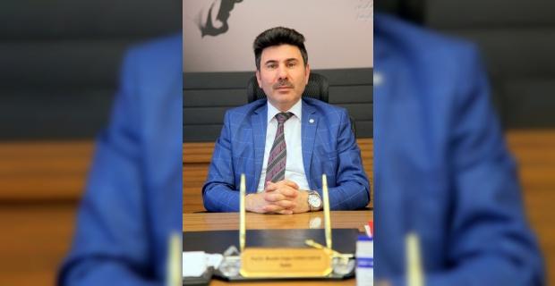 """Rektör Karacoşkun """"milletimize başsağlığı diliyorum"""""""