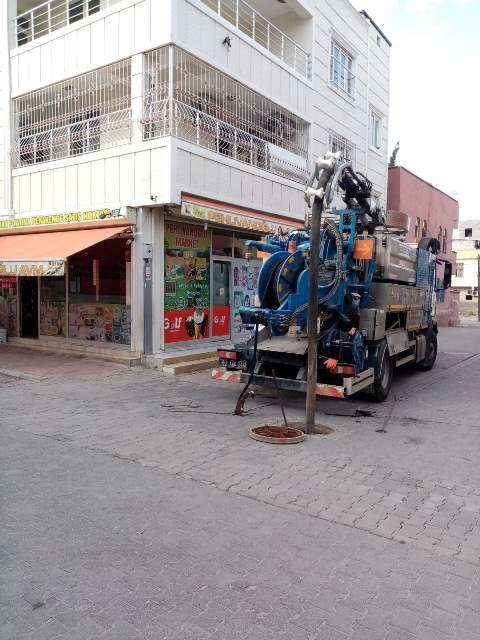 Şanlıurfa Büyükşehir Belediyesi çalışmalarında mesai kavramı gözetmiyor