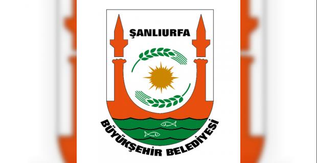 Şanlıurfa Büyükşehir Belediyesinden Duyuru.