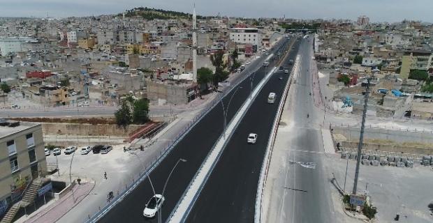 Şanlıurfa Karakoyun Köprülü Kavşağı ve Viyadüğü tamamlandı.