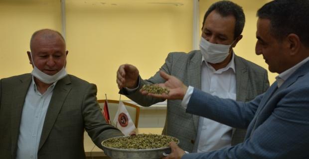Şanlıurfa Ticaret Borsası,hasat törenini bu yıl da düzenledi.