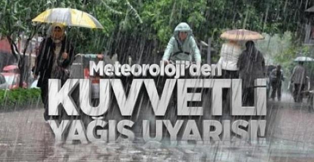 Şırnak'a Metrolojik Uyarı!