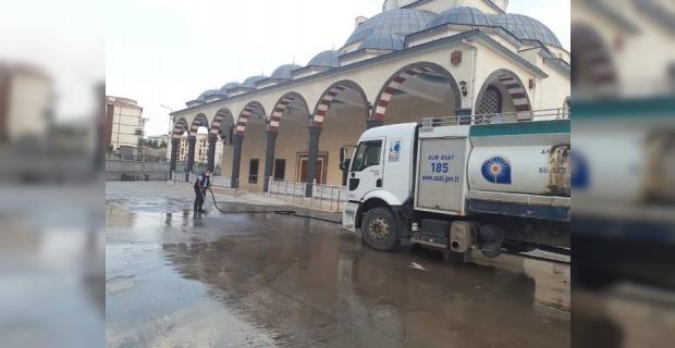 """Şırnak Belediyesi """"Camilerimize yeniden kavuşuyoruz"""""""