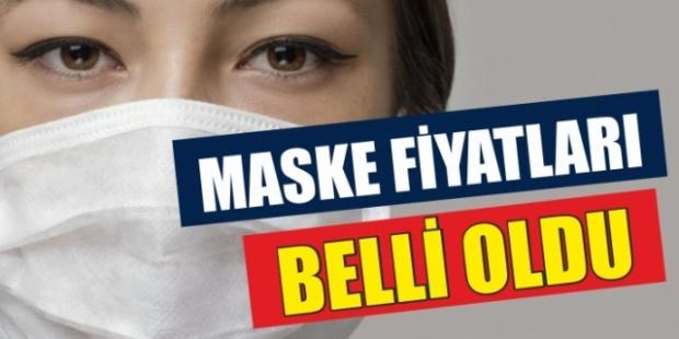 """Ticaret Bakanlığı """"Cerrahi maskeler, adedi KDV dâhil en fazla 1 (bir) Türk Lirası"""""""