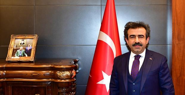"""Vali Güzeloğlu """"Diyarbakır'da bugüne kadar;165.060.000 TL yardım dağıtılmıştır"""""""