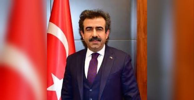 """Vali Güzeloğlu """"Diyarbakır'da bugüne kadar 3.385.303 maske vatandaşlarımıza ücretsiz dağıtılmıştır"""""""