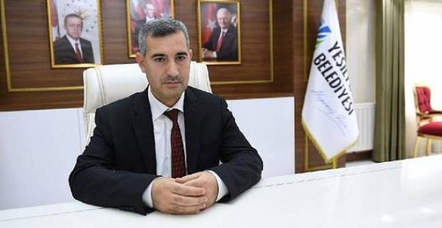 """Yeşilyurt Belediye Başkanı Çınar """"Aziz Milletimizin Başı Sağolsun"""""""