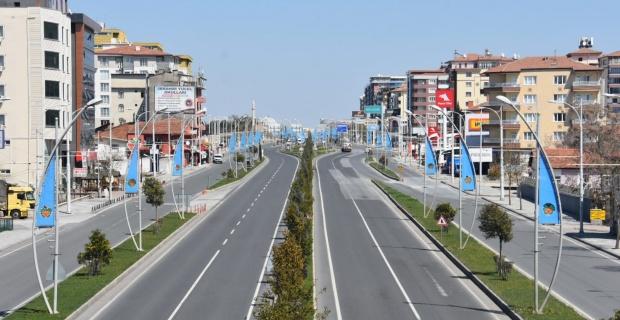"""Yeşilyurt Belediye Başkanı Çınar """"evde kalan tüm hemşehrilerimize teşekkür ediyorum"""""""