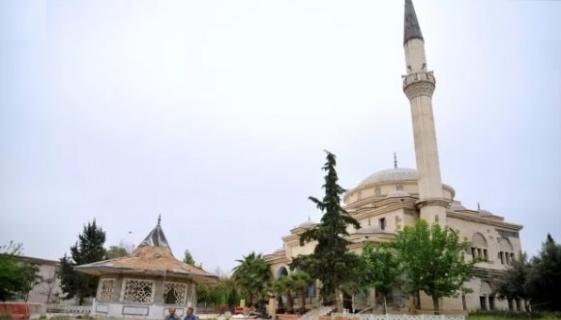Adıyaman'da Cuma Namazının Kılınacağı Cami ve Açık Alanlar