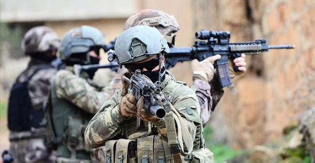 Barış Pınarı bölgesinde 3 PKK/YPG'li terörist etkisiz hale getirildi.