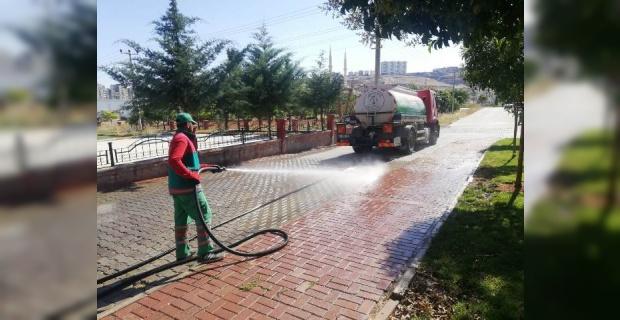 Karaköprü'de hedef,daha kaliteli, daha temiz yaşam alanları