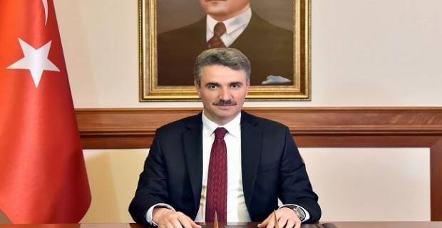 """Malatya Valisi Baruş """"Malatyalı tüm vatandaşlarımıza geçmiş olsun"""""""