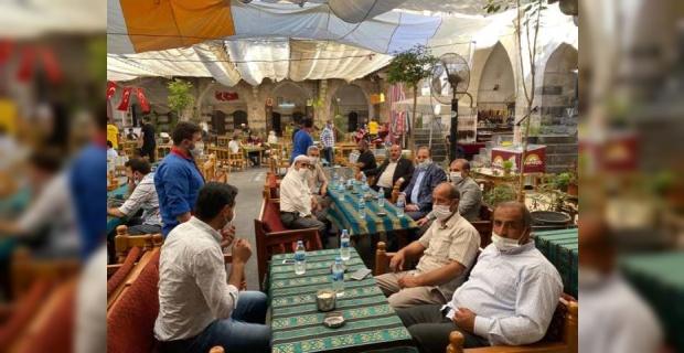 """Milletvekili Özcan """"Vatandaşlarımızla hasret gidermeye, talep ve isteklerini dinlemeye devam ediyoruz"""""""