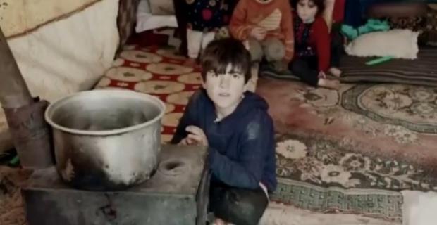 """Milli Savunma Bakanlığı """"Savaş mağduru masum çocuklara umut olmaya devam edeceğiz!"""""""