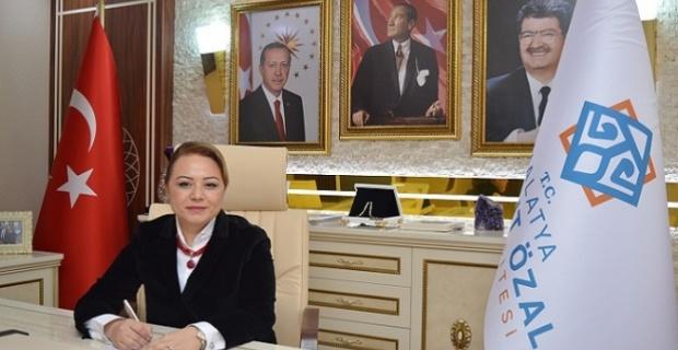 """Rektör Bay Karabulut """"Mekanın Cennet Olsun Aybüke Öğretmen..."""""""