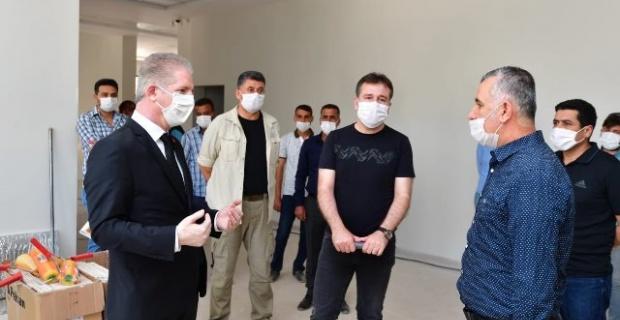 """Vali Gül """"Gaziantep eğitimiyle yükselmeye devam edecek..."""""""
